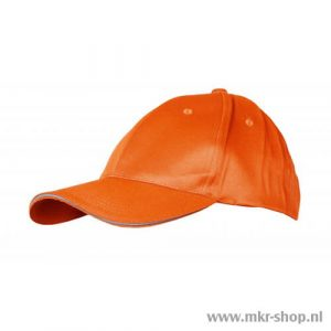 ALPEN Cap oranje werkkleding pet online bestellen