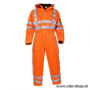 AMSTERDAM Overall werkoverall oranje werkkleding online bestellen