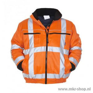 AROSIA Pilotjack werkjas oranje werkkleding online bestellen