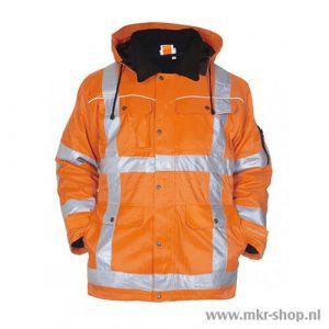 ASPEN Parka werkjas oranje werkkleding online bestellen