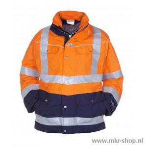 FRANKFURT Parka werkjas oranje werkkleding online bestellen