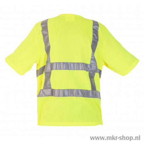 TABOR Tshirt werkshirt geel werkkleding online bestellen