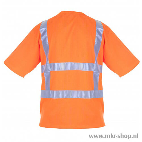 TABOR Tshirt werkshirt oranje werkkleding online bestellen