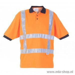 TUK Poloshirt oranje werkkleding bestellen