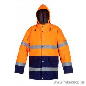 UNNA Parka oranje werkkleding online bestellen