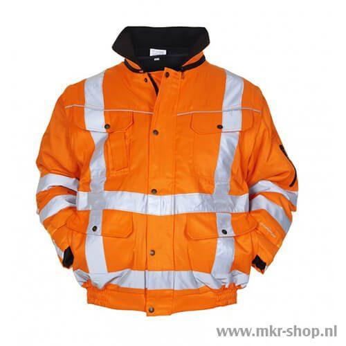 ABERDEEN Pilotjack oranje werkkleding online bestellen