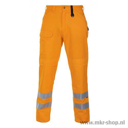 AUXON-broek-oranje-voorkant